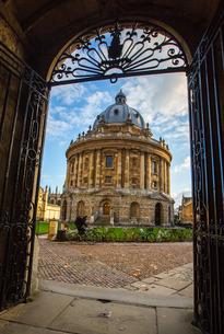 Radcliffe Camera, Oxford, Oxfordshireの写真素材 [FYI03777394]