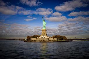 Statue of Liberty, New York City'の写真素材 [FYI03777693]