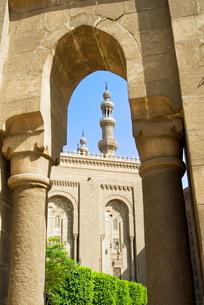 Al Refai Mosque, Cairoの写真素材 [FYI03777983]