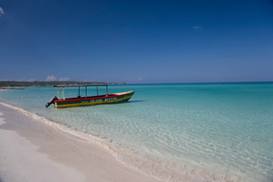 Negril, Jamaica, Caribbeanの写真素材 [FYI03778074]