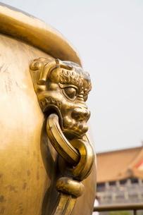 The Forbidden City (Zijin Cheng), Beijingの写真素材 [FYI03778120]