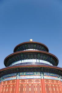 Temple of Heaven, Beijingの写真素材 [FYI03778127]