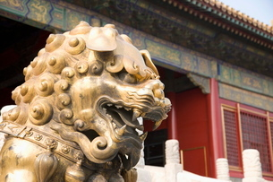 The Forbidden City (Zijin Cheng), Beijingの写真素材 [FYI03778133]
