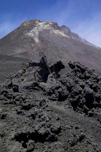 Mount Etna, Sicilyの写真素材 [FYI03778399]