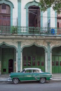Havana, Cuba, Caribbeanの写真素材 [FYI03778782]