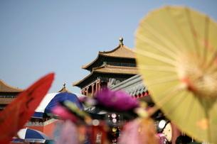 The Forbidden City, Beijing (Peking)の写真素材 [FYI03778801]