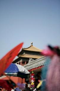 The Forbidden City, Beijing (Peking)の写真素材 [FYI03778802]
