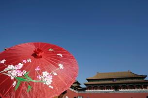 The Forbidden City, Beijing (Peking)の写真素材 [FYI03778803]