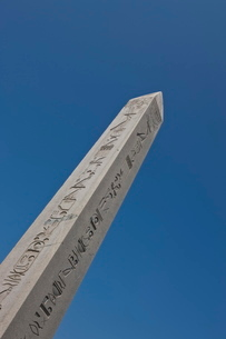 Egyptian Obelisk, Hippodrome, Istanbul, Turkey, Western Asiaの写真素材 [FYI03778944]