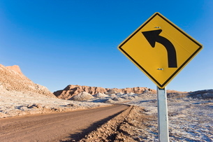 Valle de la Luna (Valley of the Moon), Atacama Desert, Norte Grandeの写真素材 [FYI03779814]