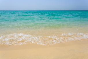 Jumeirah Beach, Dubai, United Arab Emirates, Middle Eastの写真素材 [FYI03780074]