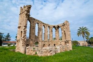 St. Johns church, Famagusta, Turkish part of Cyprus, Cyprusの写真素材 [FYI03780604]