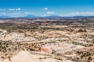 Grand Staircase Escalante National Monumentの写真素材 [FYI03781548]