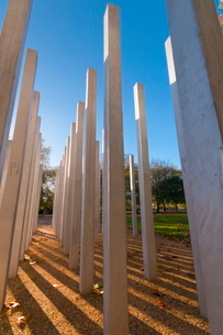The 7th July Memorial to victims of the 2005 bombings, Hyde Parkの写真素材 [FYI03782177]