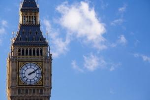 Big Benの写真素材 [FYI03782375]