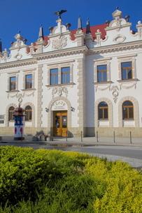 Theatre, Rzeszow, Polandの写真素材 [FYI03782520]