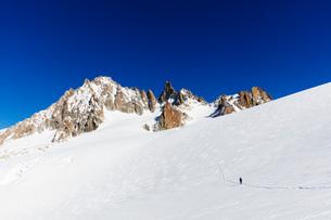 Glacier du Tour, Chamonix, Rhone Alpes, Haute Savoie, French Alps, France, Europeの写真素材 [FYI03783233]