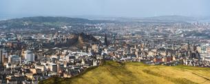 Arthur's Seat, Edinburgh, Scotland, United Kingdom, Europeの写真素材 [FYI03783739]