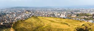 Arthur's Seat, Edinburgh, Scotland, United Kingdom, Europeの写真素材 [FYI03783740]
