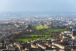 Arthur's Seat, Edinburgh, Scotland, United Kingdom, Europeの写真素材 [FYI03783745]