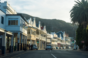 Simons Town, Cape of Good Hope, South Africa, Africaの写真素材 [FYI03784965]