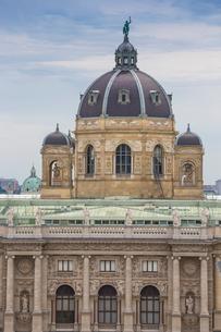 Natural History Museum, Vienna, Austria, Europeの写真素材 [FYI03786099]