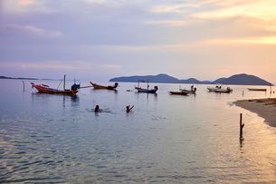 Koh Samui island, Thailand, Southeast Asia, Asiaの写真素材 [FYI03787730]