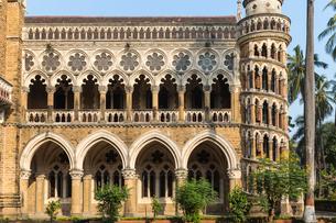 University of Mumbai, Fort Area, Mumbai, Maharashtra, India, Asiaの写真素材 [FYI03787973]