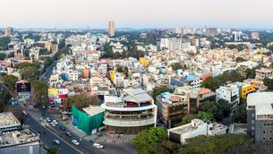Bangalore (Bangaluru), capital of the state of Karnataka, India, Asiaの写真素材 [FYI03790767]