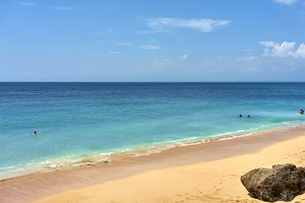 Views over the Indian Ocean at Bingin Beach on Bali, Indonesia, Southeast Asia, Asiaの写真素材 [FYI03791465]