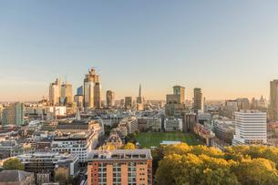 The City of London skyline, London, England, United Kingdom, Europeの写真素材 [FYI03792522]
