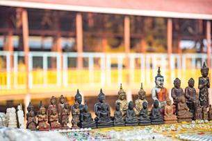 Ywama Market, Inle Lake, Shan State, Myanmar (Burma), Asiaの写真素材 [FYI03792923]