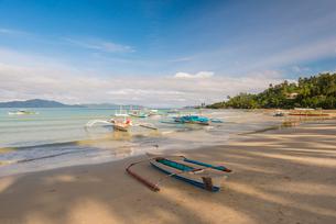 Port Barton, Palawan, Mimaropa, Philippines, Southeast Asia, Asiaの写真素材 [FYI03794506]