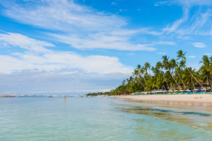 Bohol, Central Visayas, Philippines, Southeast Asia, Asiaの写真素材 [FYI03794533]