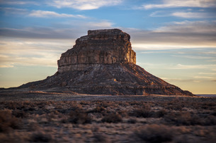Pecos National Historical Park, New Mexico, United States of America, North Americaの写真素材 [FYI03794857]