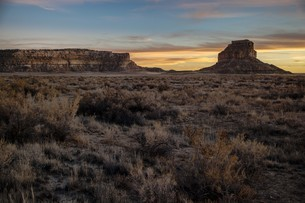 Pecos National Historical Park, New Mexico, United States of America, North Americaの写真素材 [FYI03794858]
