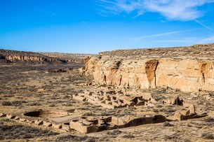 Pecos National Historical Park, New Mexico, United States of America, North Americaの写真素材 [FYI03794869]