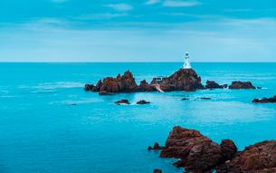 Jersey, Channel Islands, United Kingdom, Europeの写真素材 [FYI03796984]