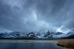 Lofoten, Nordland, Arctic, Norway, Europeの写真素材 [FYI03797151]