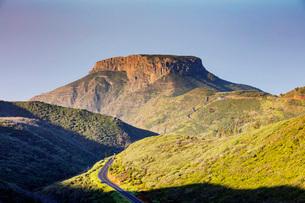Garajonay National Park, UNESCO World Heritage Site, La Gomera, Canary Islands, Spain, Atlantic, Eurの写真素材 [FYI03798705]