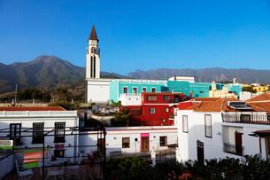 Nuestra Senora de la Immaculada Concepcion Bonanza, El Paso, UNESCO Biosphere Site, La Palma, Canaryの写真素材 [FYI03798718]