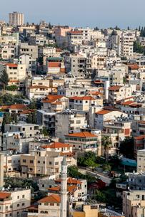 Nazareth city, Galilee, Israel, Middle Eastの写真素材 [FYI03799187]