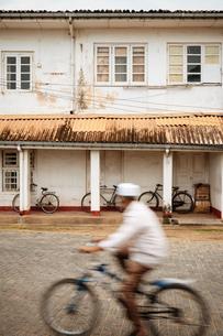 Galle, South Coast, Sri Lanka, Asiaの写真素材 [FYI03799745]