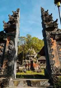 Pura Besakih Temple, Bali, Indonesia, Southeast Asia, Asiaの写真素材 [FYI03799839]