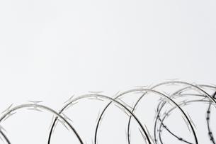 Razor wireの写真素材 [FYI03800039]