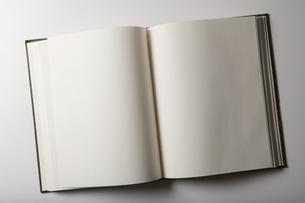 Blank bookの写真素材 [FYI03800123]