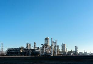Chemical plant, Maasvlakte, Rotterdam, Zuid-Holland, Netherlandsの写真素材 [FYI03807472]
