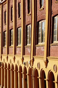 Hanseatic museum building, Bryggen, Bergen, Norway, Hordaland, Scandinaviaの写真素材 [FYI03811091]