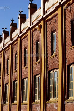 Hanseatic museum building, Bryggen, Bergen, Norway, Hordaland, Scandinaviaの写真素材 [FYI03811093]