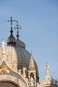 St. Mark's Basilica, Venice, Venetoの写真素材 [FYI03811193]